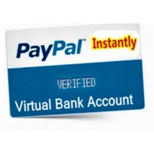 Virtual Bank Account (VBA) Paypal US